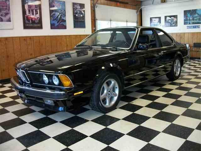 1989 BMW 6 Series | 971188