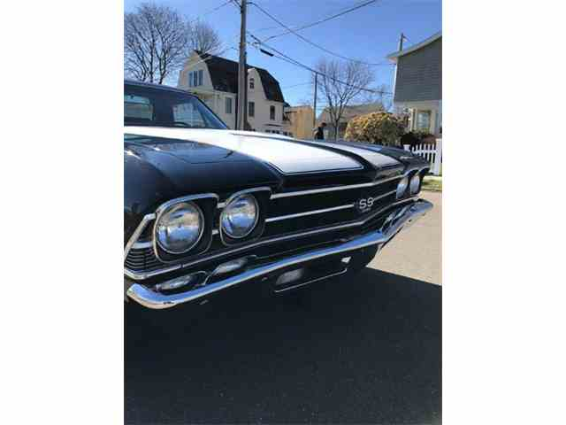 1969 Chevrolet El Camino | 971190