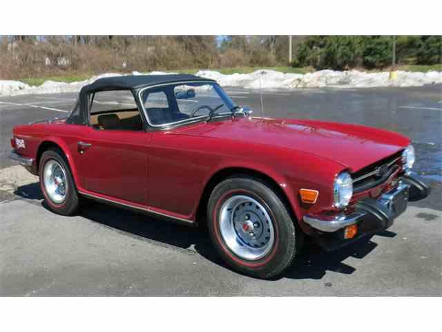 1976 Triumph TR6 | 971191