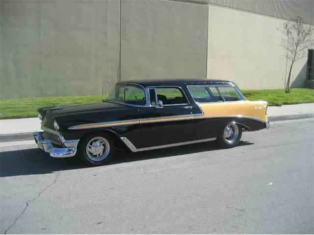 1956 Chevrolet Bel Air Nomad | 971193