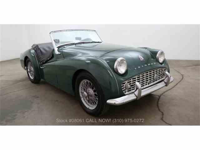 1960 Triumph TR3A | 971195