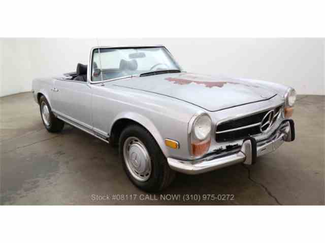 1970 Mercedes-Benz 280SL | 971197