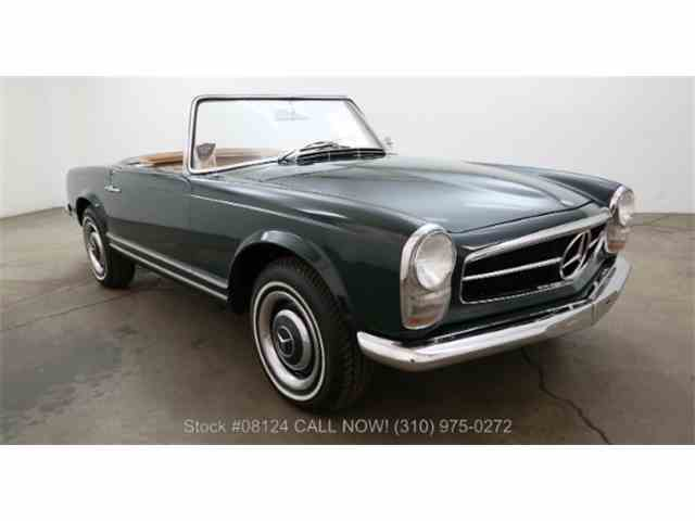 1966 Mercedes-Benz 230SL | 971198