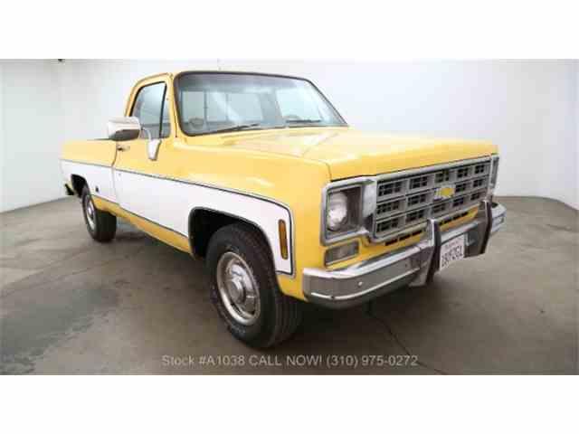 1977 Chevrolet C/K 20 | 971202