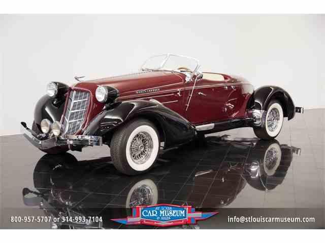 1936 Auburn 876 Boattail Speedster | 971207
