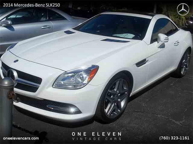 2014 Mercedes-Benz SLK250 | 971209