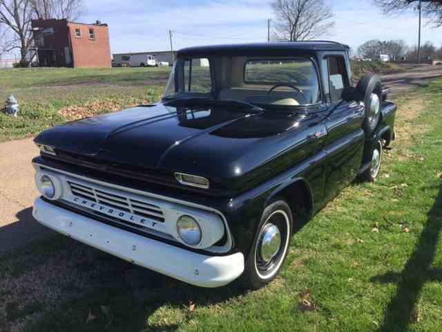 1962 Chevrolet C10   970121
