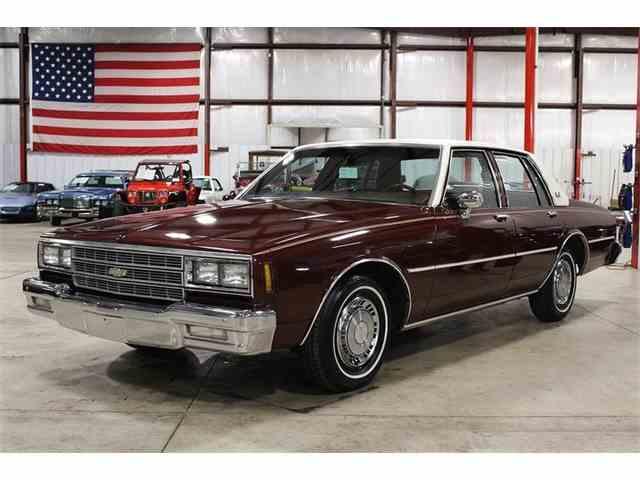 1981 Chevrolet Impala | 971212