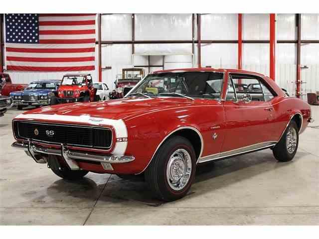 1967 Chevrolet Camaro | 971213
