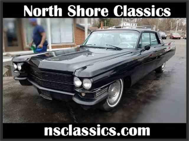 1963 Cadillac DeVille | 971218