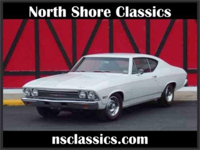 1968 Chevrolet Chevelle | 971219