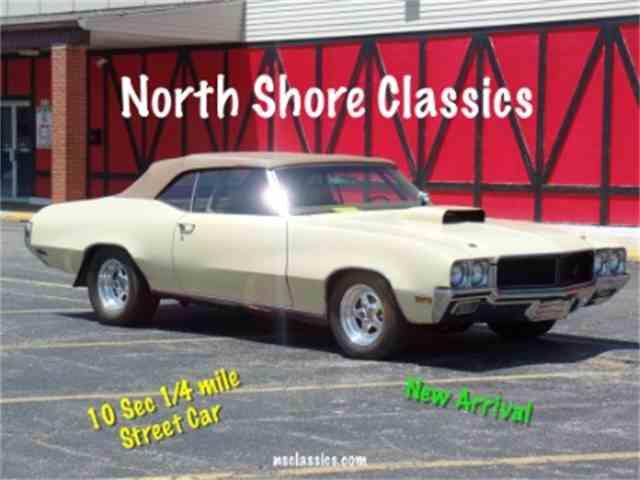 1970 Buick Gran Sport | 971220