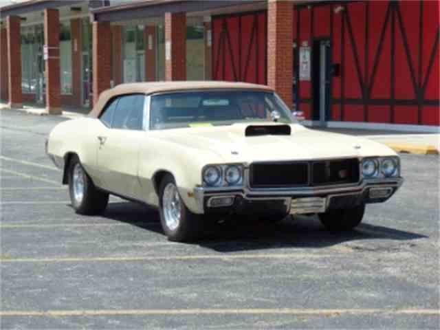 1970 Buick Gran Sport   971220