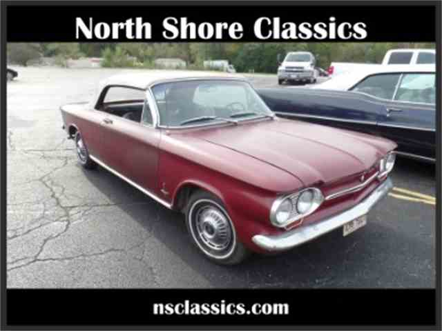 1963 Chevrolet Corvair | 971222