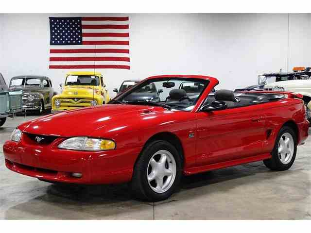 1994 Ford Mustang GT | 971225