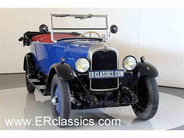 1927 Citroen B14 | 971226