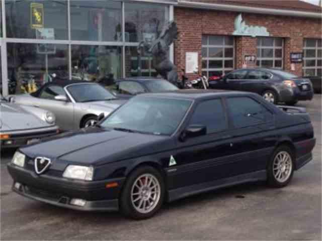 1995 Alfa Romeo 164 Q | 971228