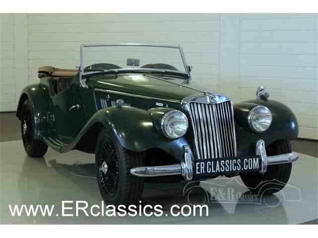 1954 MG TF | 971236