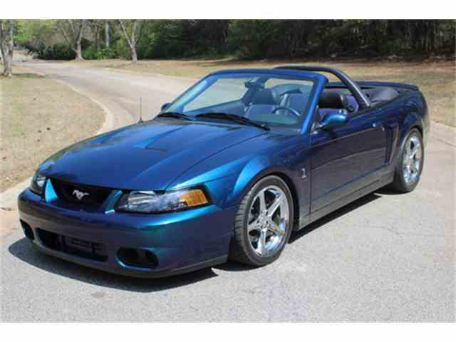 2004 Ford Mustang Cobra | 971250