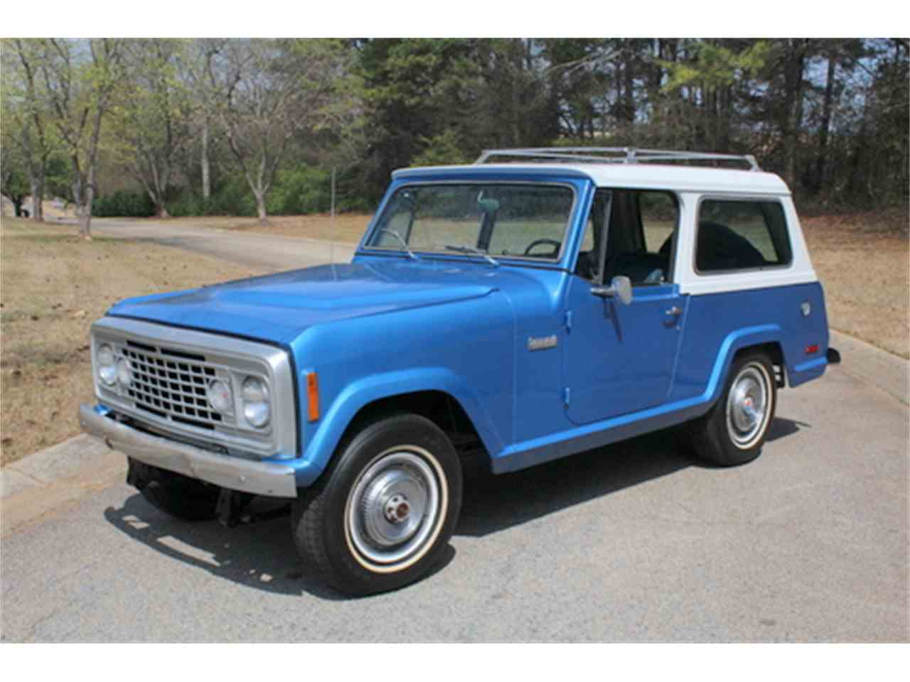 1972 Jeep Commando for Sale - CC-971254
