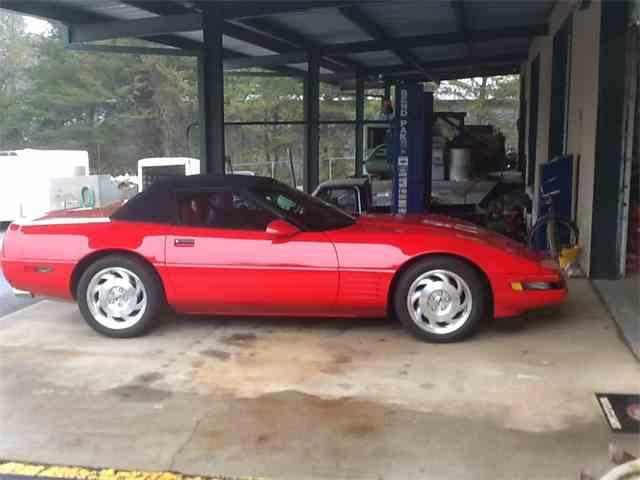 1994 Chevrolet Corvette   971257