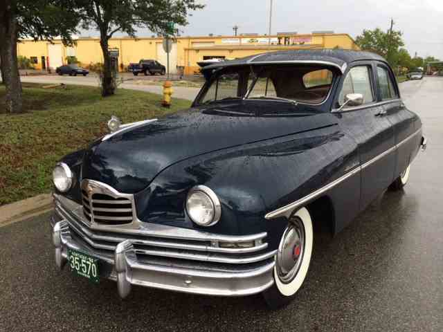 1950 Packard 4-Door | 971259