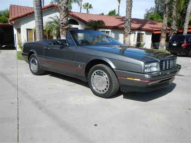 1990 Cadillac Allante | 970126