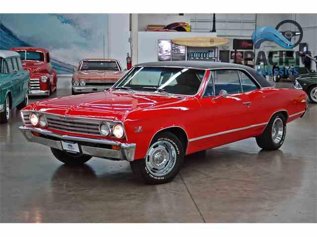 1967 Chevrolet Chevelle | 971261