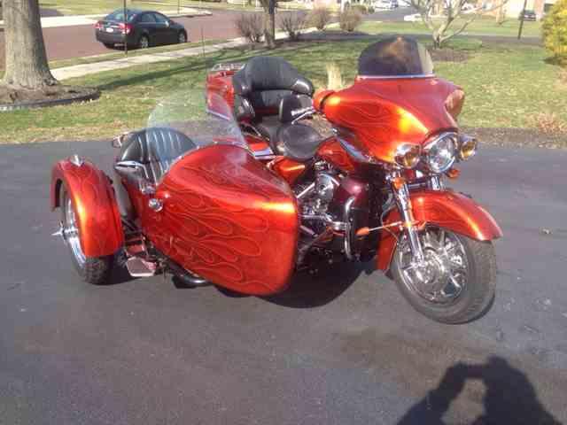 2000 Harley-Davidson Motorcycle | 971270