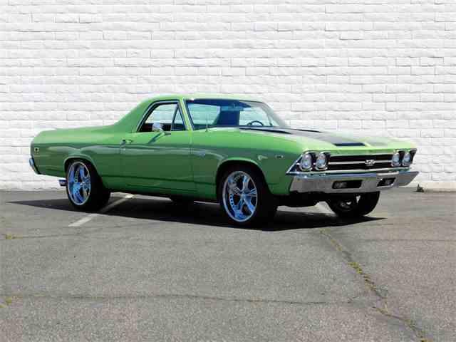 1969 Chevrolet El Camino SS | 971274