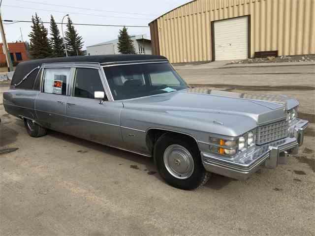 1974 Cadillac Hearse | 971276