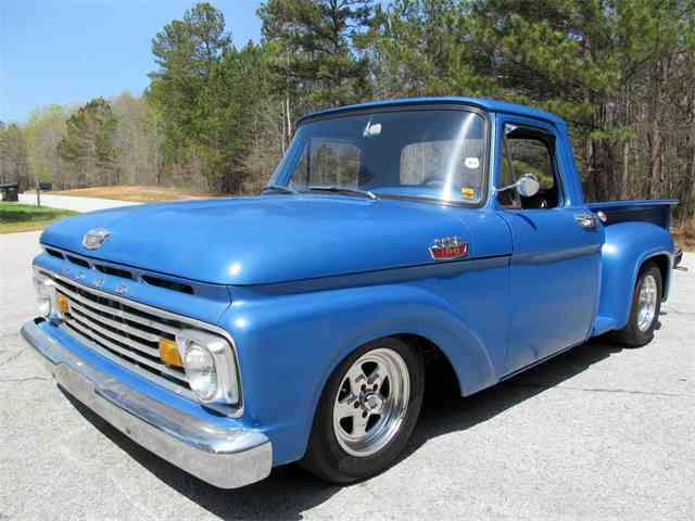 1963 Ford F100 | 971278