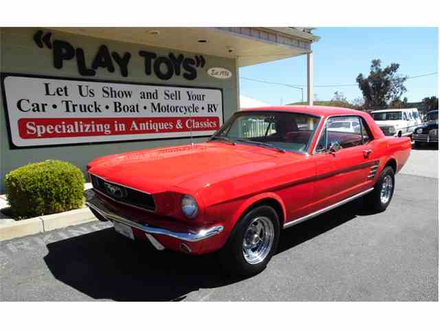 1966 Ford Mustang | 971285
