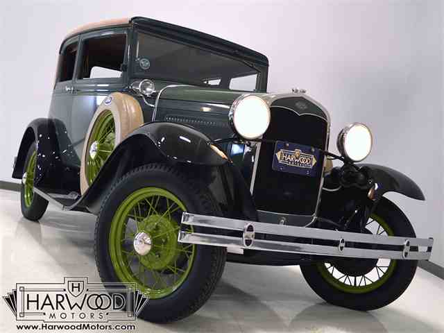 1931 Ford Model A | 971288