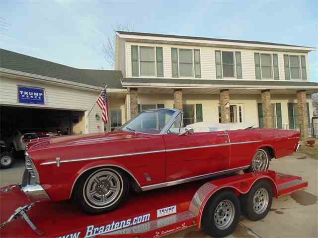1966 Ford Galaxie 500   971291