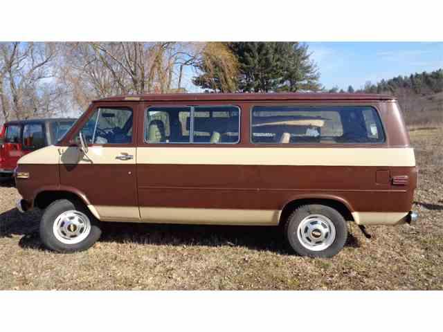 1977 Chevrolet Van | 971304