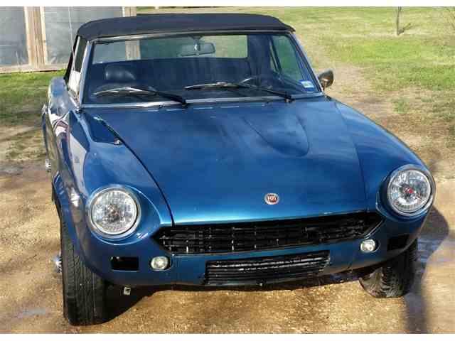 1976 Fiat Spider | 971305