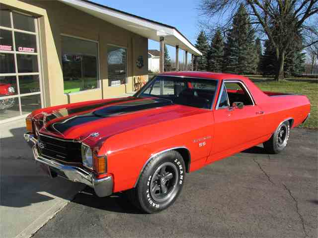 classifieds for 1972 chevrolet el camino 19 available. Black Bedroom Furniture Sets. Home Design Ideas