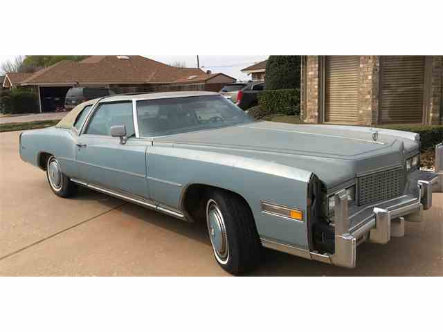 Picture of '76 Eldorado - KTGS
