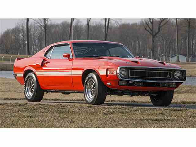 1970 Shelby GT350 | 971314