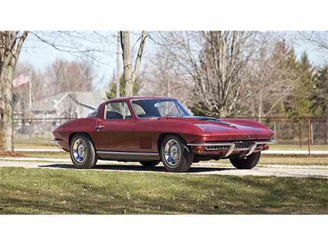 1967 Chevrolet Corvette 427/390 Coupe | 971315