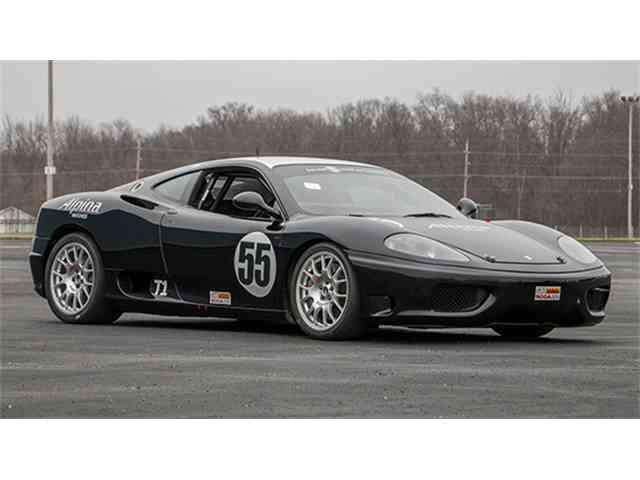 2005 Ferrari 360 Modena Challenge Race Car | 971317