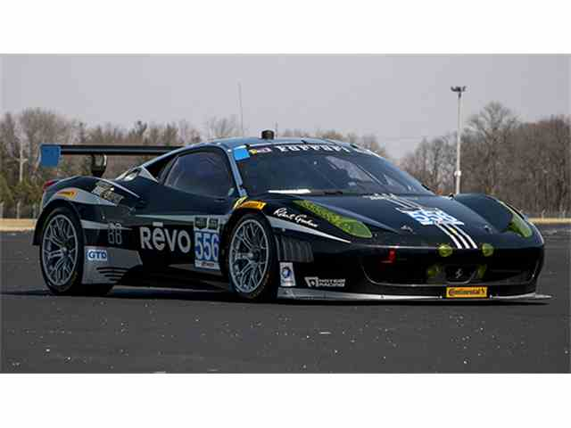 2012 Ferrari 458 GTD Race Car | 971321