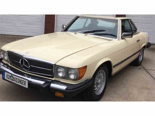 1980 Mercedes-Benz 450SL | 971386