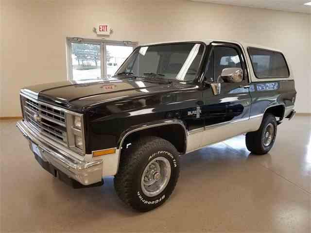 1987 Chevrolet Blazer | 971397