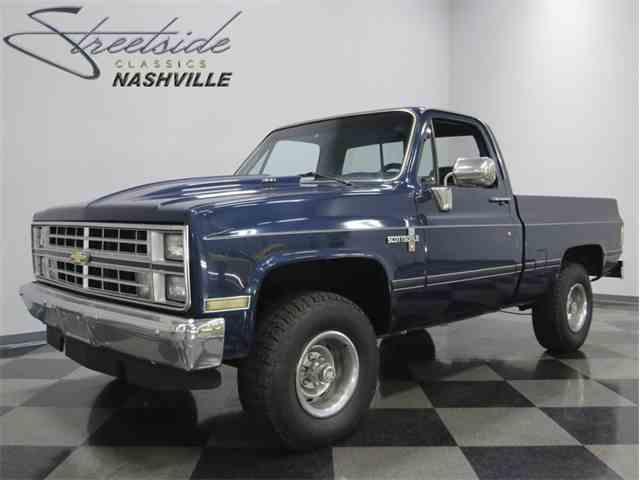 1984 Chevrolet K-10 | 971398
