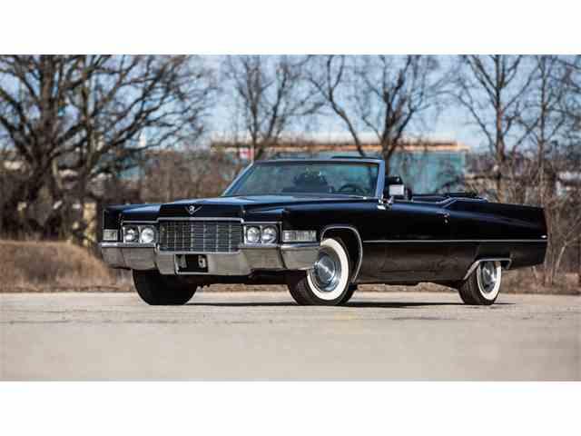 1969 Cadillac DeVille | 970140