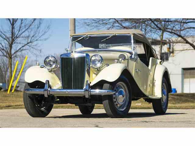 1952 MG TD | 970141