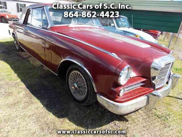 1963 Studebaker Gran Turismo | 971410