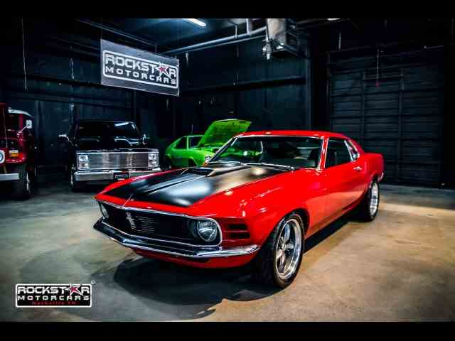 1970 Ford Mustang | 971412